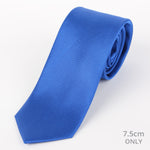 Royal - Twill Weave Silk Tie