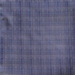 Charcoal - Check Silk Pocket Square