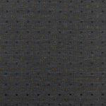 Charcoal - Mini Spotted Slub Silk Pocket Square