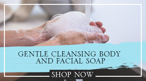 Skin Revolution Gentle Cleansing Body and Facial Soap