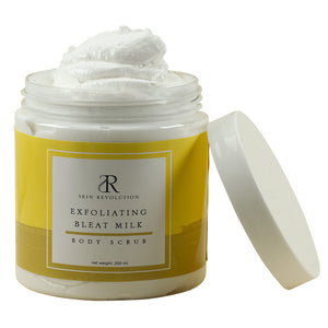 Exfoliating Bleat Milk Body Scrub - Skin Revolution