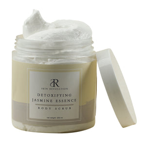 Detoxifying Jasmine Essence Body Scrub - Skin Revolution