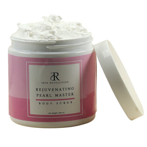 Rejuvenating Pearl Master Body Scrub - Skin Revolution