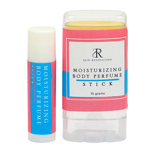 Moisturizing Perfumed Body Stick & Balms - Skin Revolution