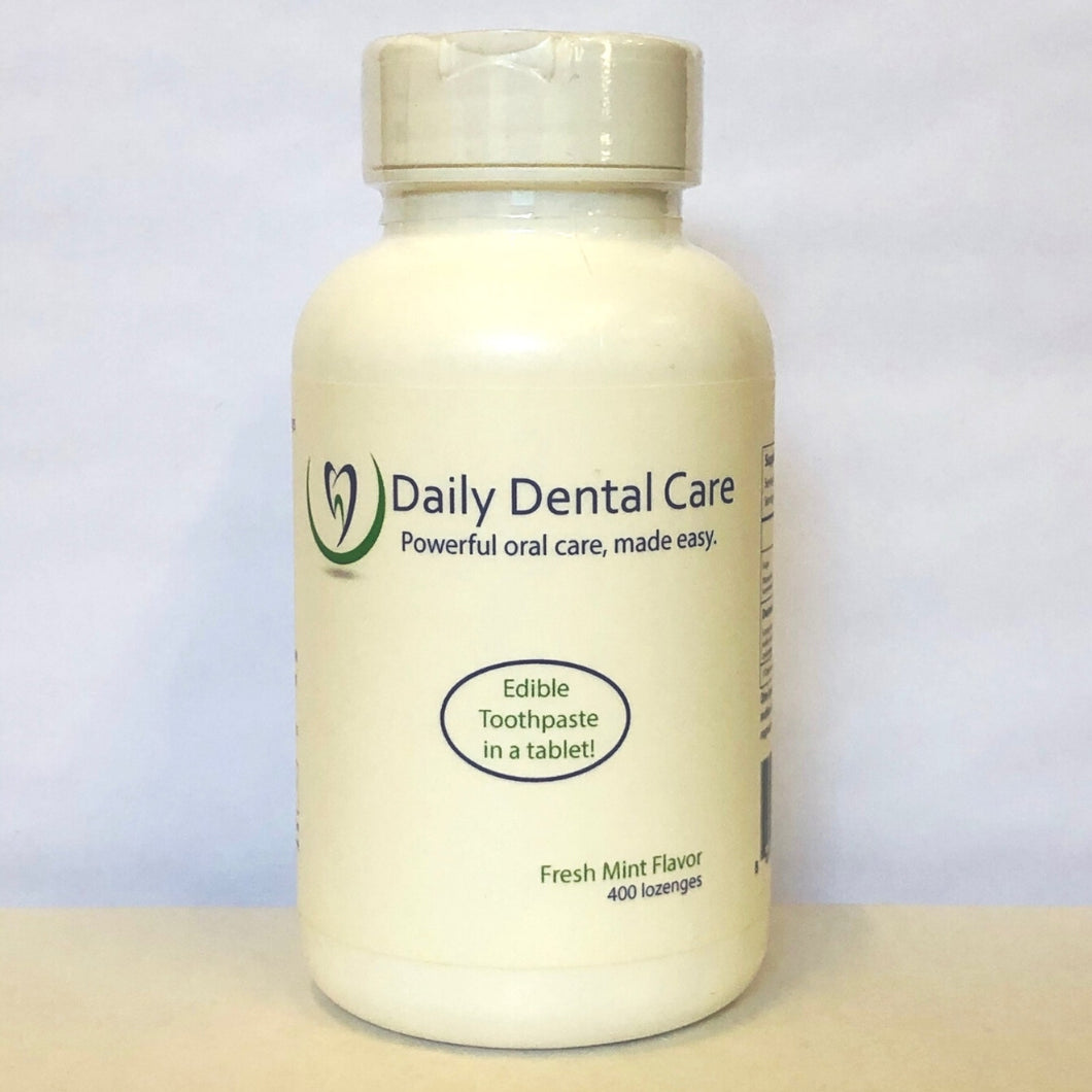 Daily Dental Care Mints for Humans - 400 count