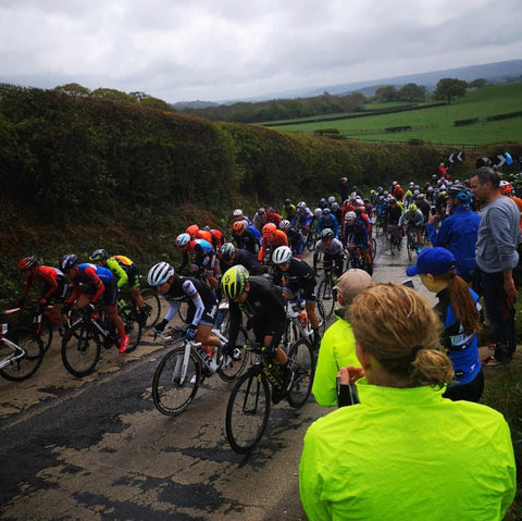 tour de Yorkshire France cyclists - Nordvek blog