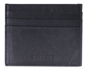 Leather Credit / Travel Card Holder - Dual Purpose Design