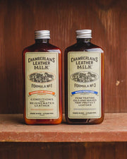 Pack Of Leather Conditioner & Protector - Liniment No.1 & 3