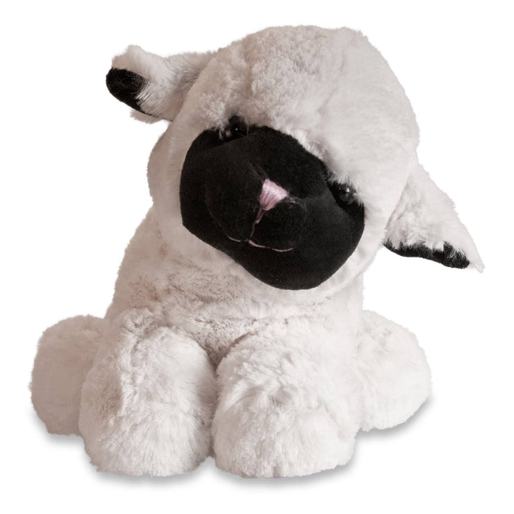Nordvek lamb toy sat down 103-100