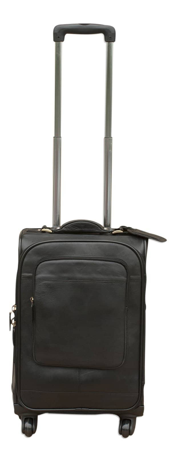 Nordvek trolley suitcase black hadl.dropboxusercontent.coe up back 101-100