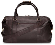 Nordvek holdall black close up detail 202-100
