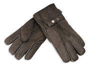 Ladies Nordvek sheepskin gloves 307-100 stone overlap
