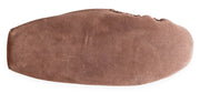 Nordvek mens moccasins soft sole  423-100 coffee sole