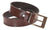 Hawkdale mens full grain leather belt  8R-F02 8R-F12 brown