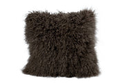 Nordvek mongolian sheepskin cushion 9013-100 grey front