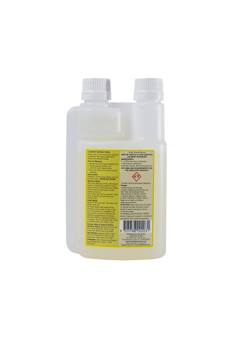 Tantech woolwash Back