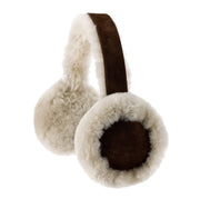 Nordvek womens sheepskin earmuffs 506-100 Brushwood front