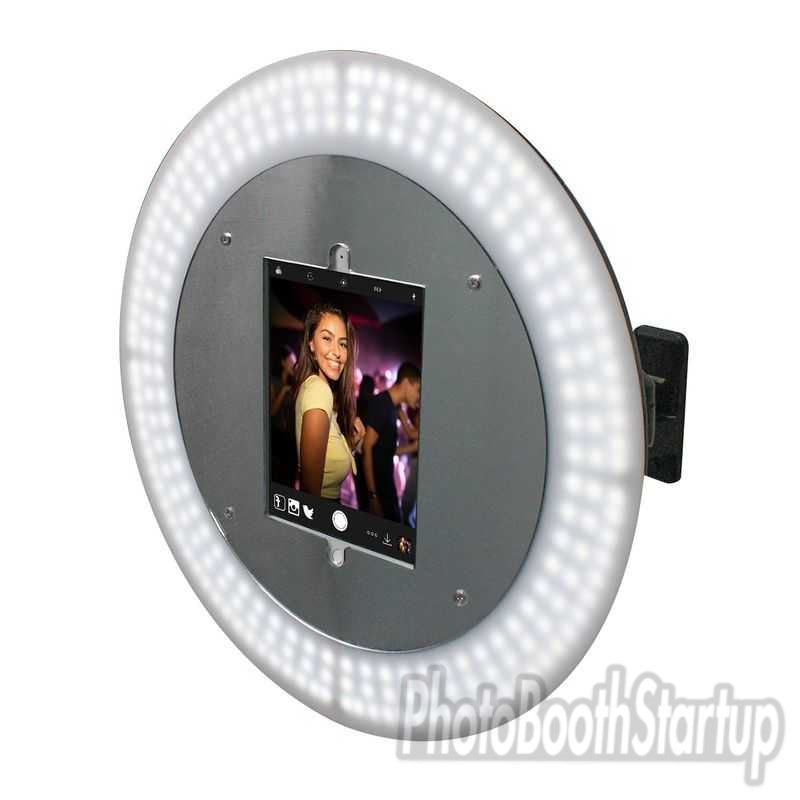 VIBE® | iPad Photo Booth Wall Mount - Photo Booth Startup