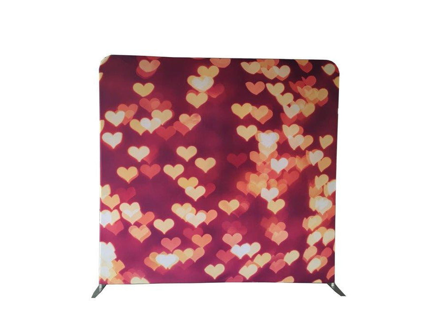 8x8 Stretch Fabric Backdrop *FRAME INCLUDED* - iPad Photo Booth