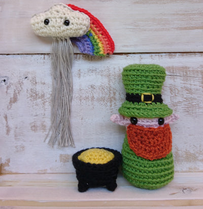 crochet leprechaun pattern