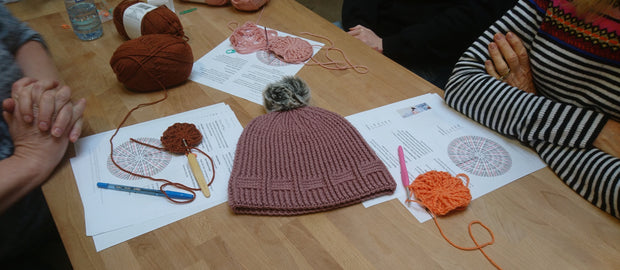 Crochet Hat Workshop Hamilton
