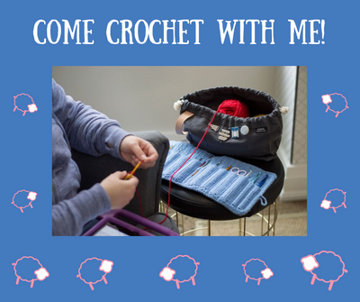 Crochet group: Monthly Knit/Knot Night