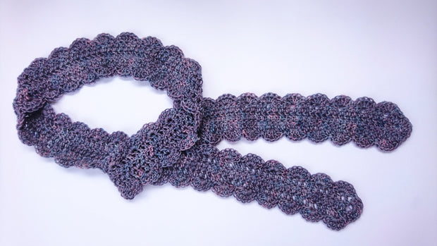 Beginner Crochet Scarf Workshop