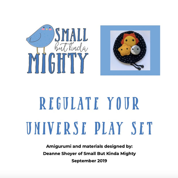 Regulate Your Universe: Play set and Materials for Educators