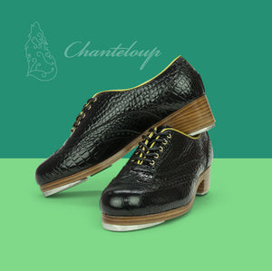 Crocodile Pattern CL750_Black