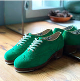 Suede Green CL730_Green