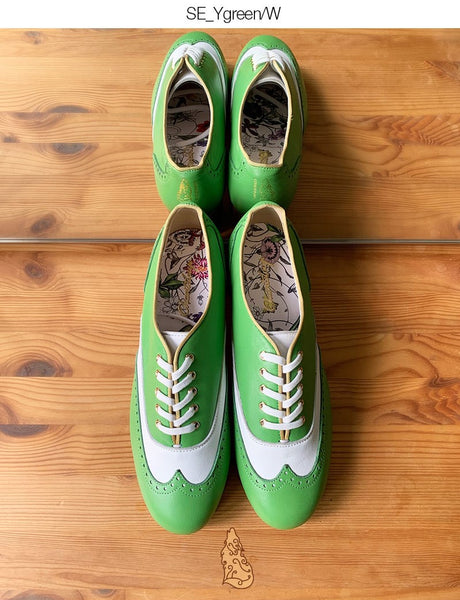 Special Edition Sheepskin Yellow Green SE_Ygreen/W