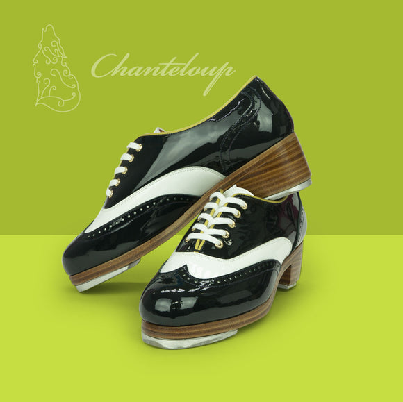 Enamel Dark Green White CL770_Dgreen/W