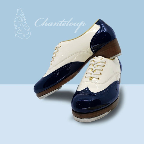 Enamel White Dark Blue CL770