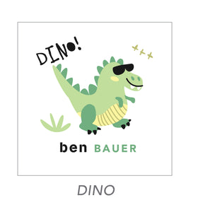 boy stickers (DINO)