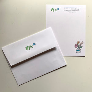 friendship notecards