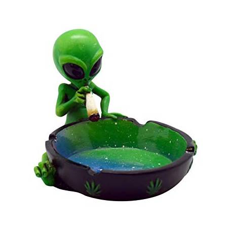 Alien Ashtray 4