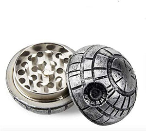 Death Star 3 Piece Grinder