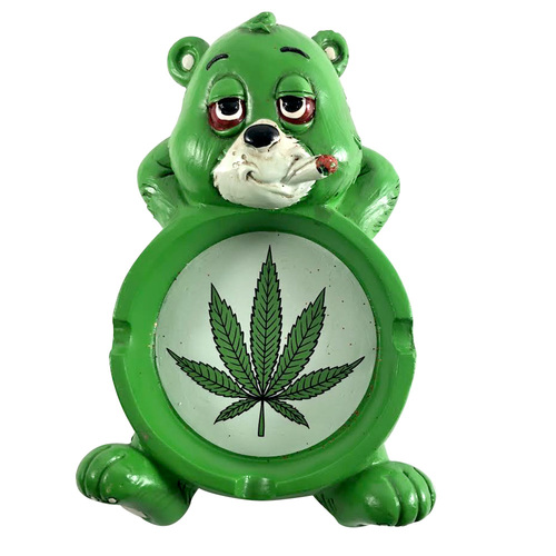 Stoned Bear Ashtray 6
