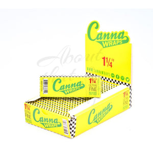 Canna Wraps Rolling Papers 1 1/4