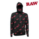 ROLLING PAPERS X RAW – RAWLERS HOODIE