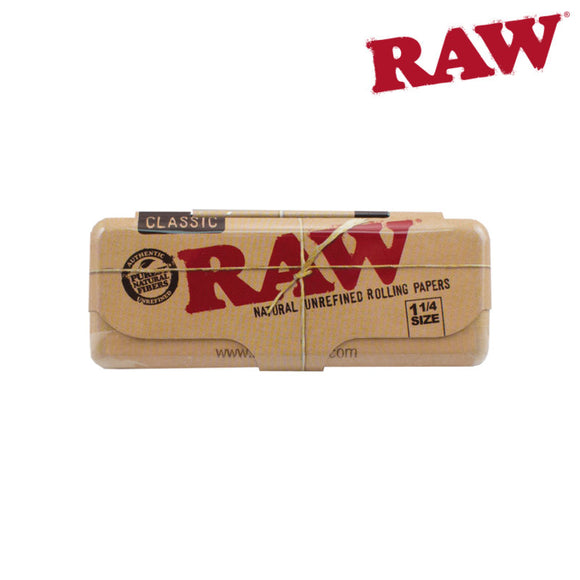 RAW Metal Paper Case 1 1/4