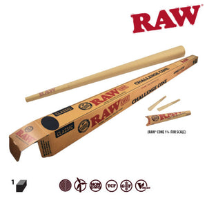 RAW Pre-roller Cone Challenge (24″)