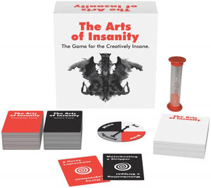 Arts of Insanity Party Game