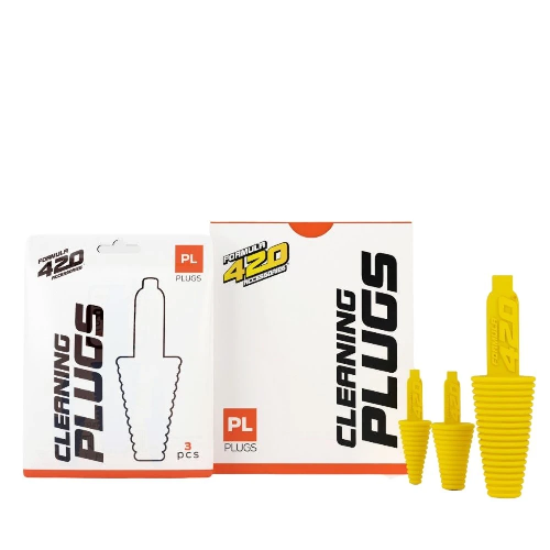 Formula 420 Cleaning Plugs