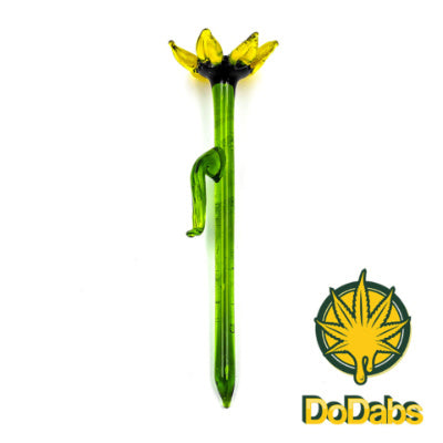 DoDabs - Glass Dabber - Sunflower