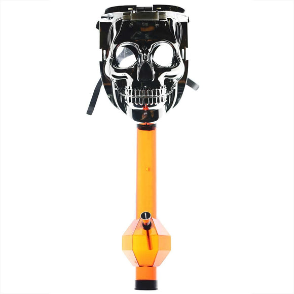 Grinning Skull Silicone Gas Mask