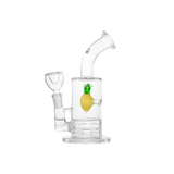 "8"" Hemper Tech Glass Bong - Pineapple"