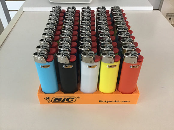 Bic Maxi Coloured Lighter