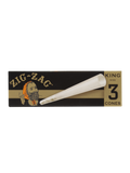 "Zig Zag Pre Rolled Cones - 1 1/4"" & King Size"