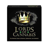 Lords of Cannabis Party Game